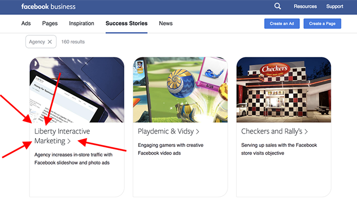Facebook Highlights Ad Agency Liberty Interactive Marketing As Case Study